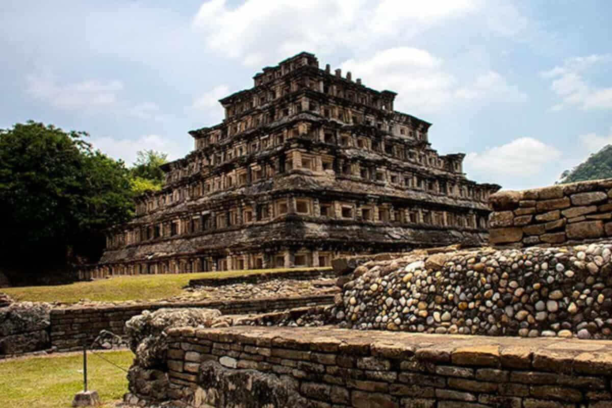 Zonas arqueológicas de México - Zona arqueológica Tajín, Veracruz