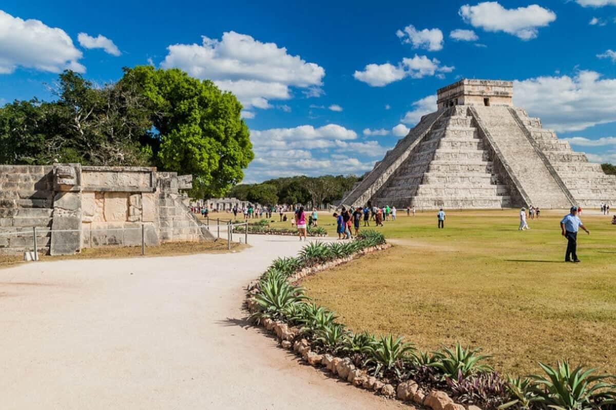 Zonas arqueológicas de México - Zona arqueológica de Chichén Itza, Yucatán