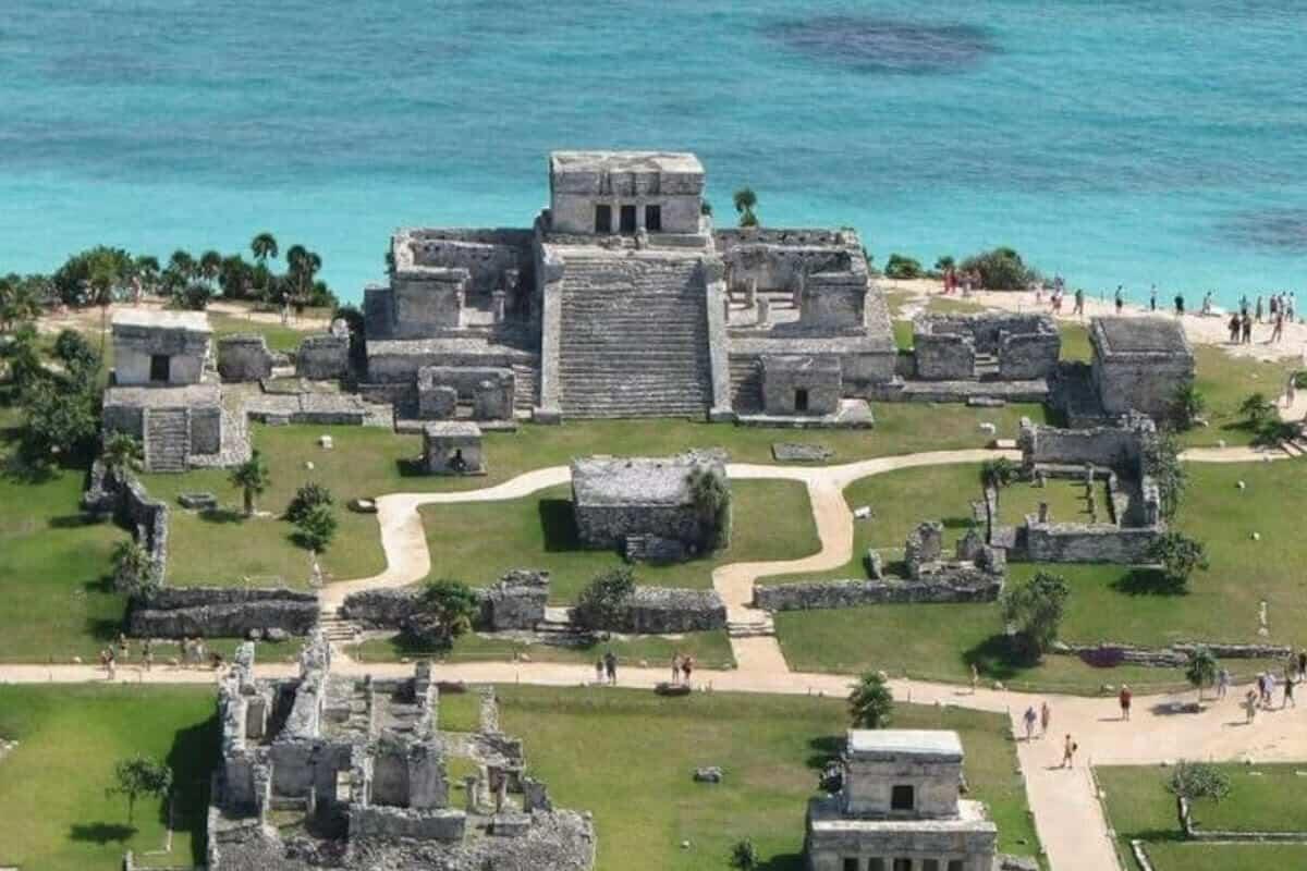 Zonas arqueológicas de México - Zona arqueológica de Tulum, Quintana Roo