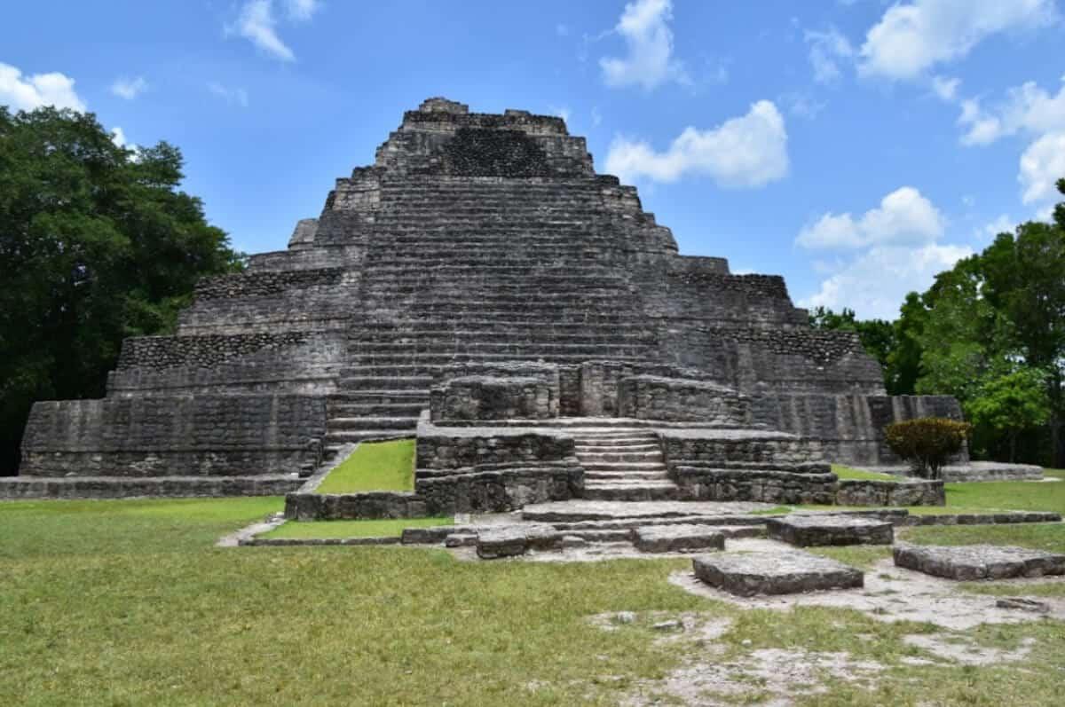 Zonas arqueológicas de Quintana Roo - Chacchobén