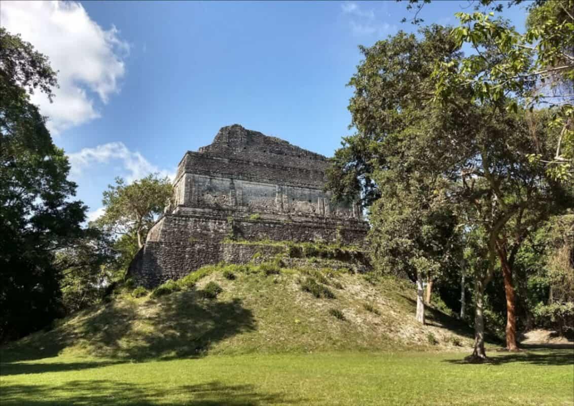 Zonas arqueológicas de Quintana Roo - Dzibanché