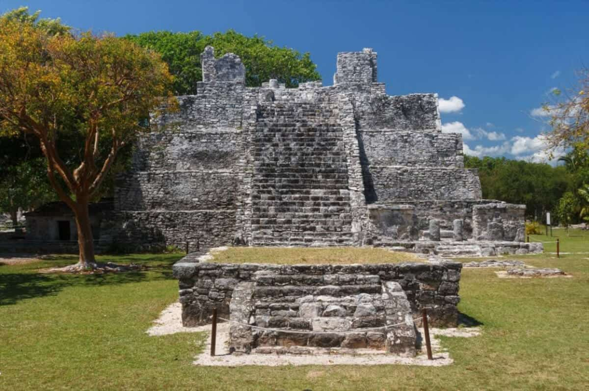 Zonas arqueológicas de Quintana Roo - El Meco
