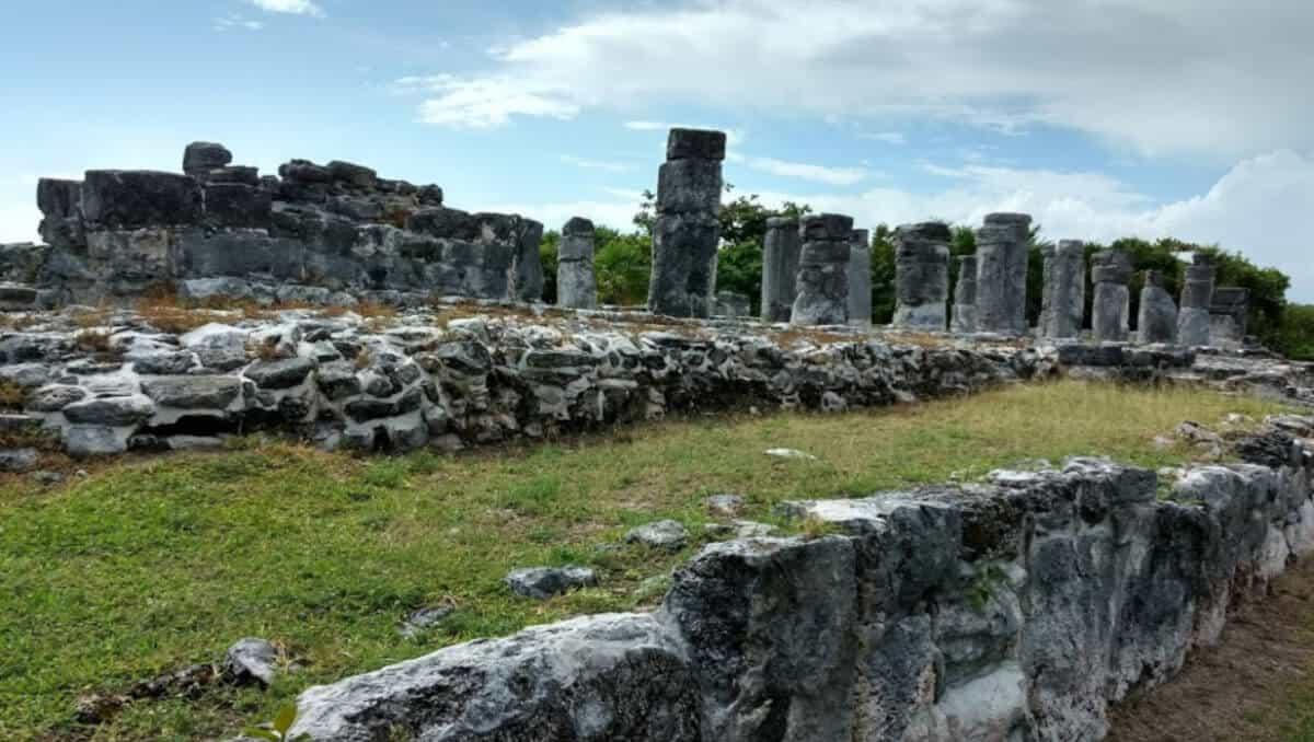 Zonas arqueológicas de Quintana Roo - El Rey