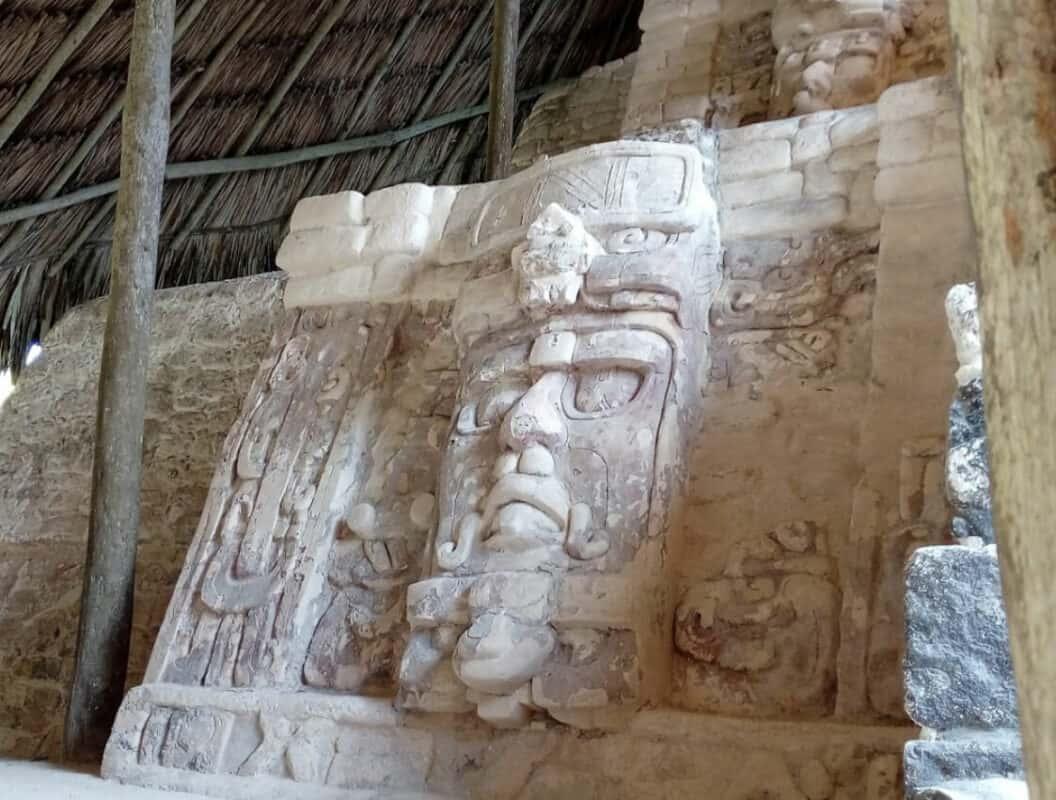 Zonas arqueológicas de Quintana Roo - Kohunlich
