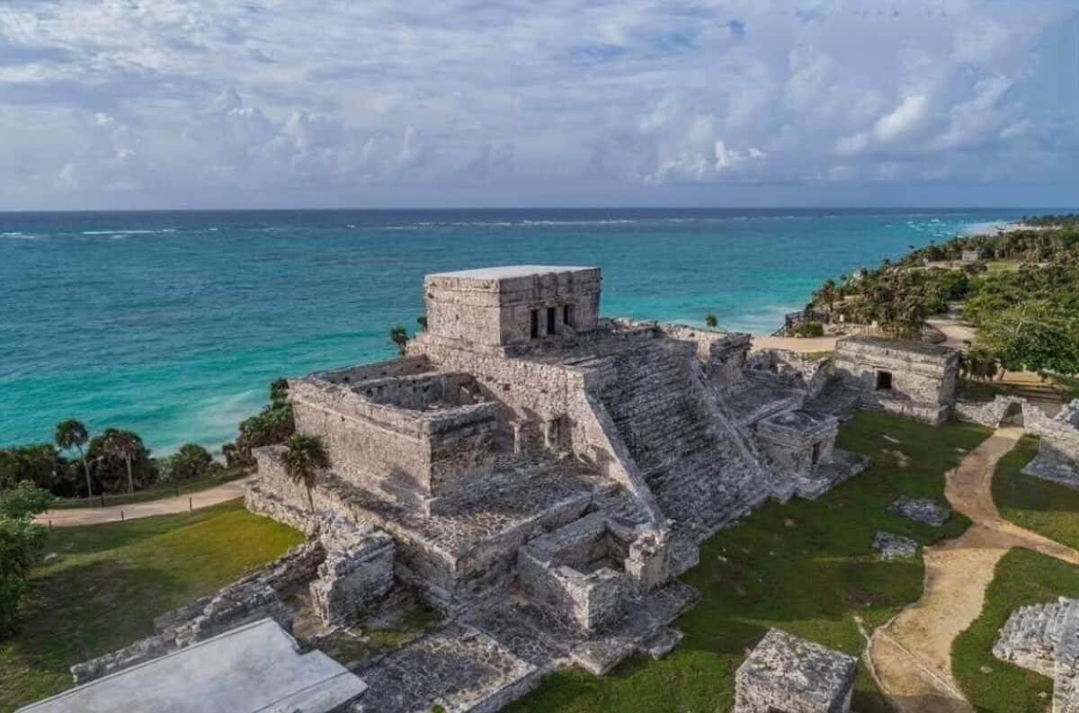 Zonas arqueológicas de Quintana Roo - Tulum
