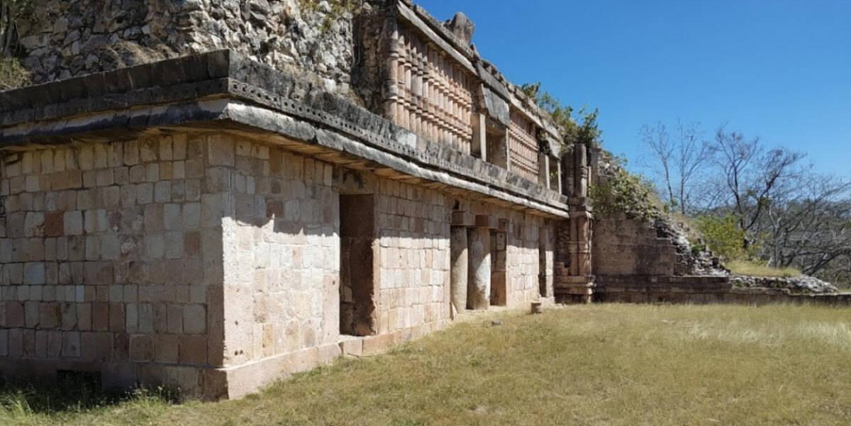 Zonas arqueológicas de Yucatán - Chacmultún ruinas