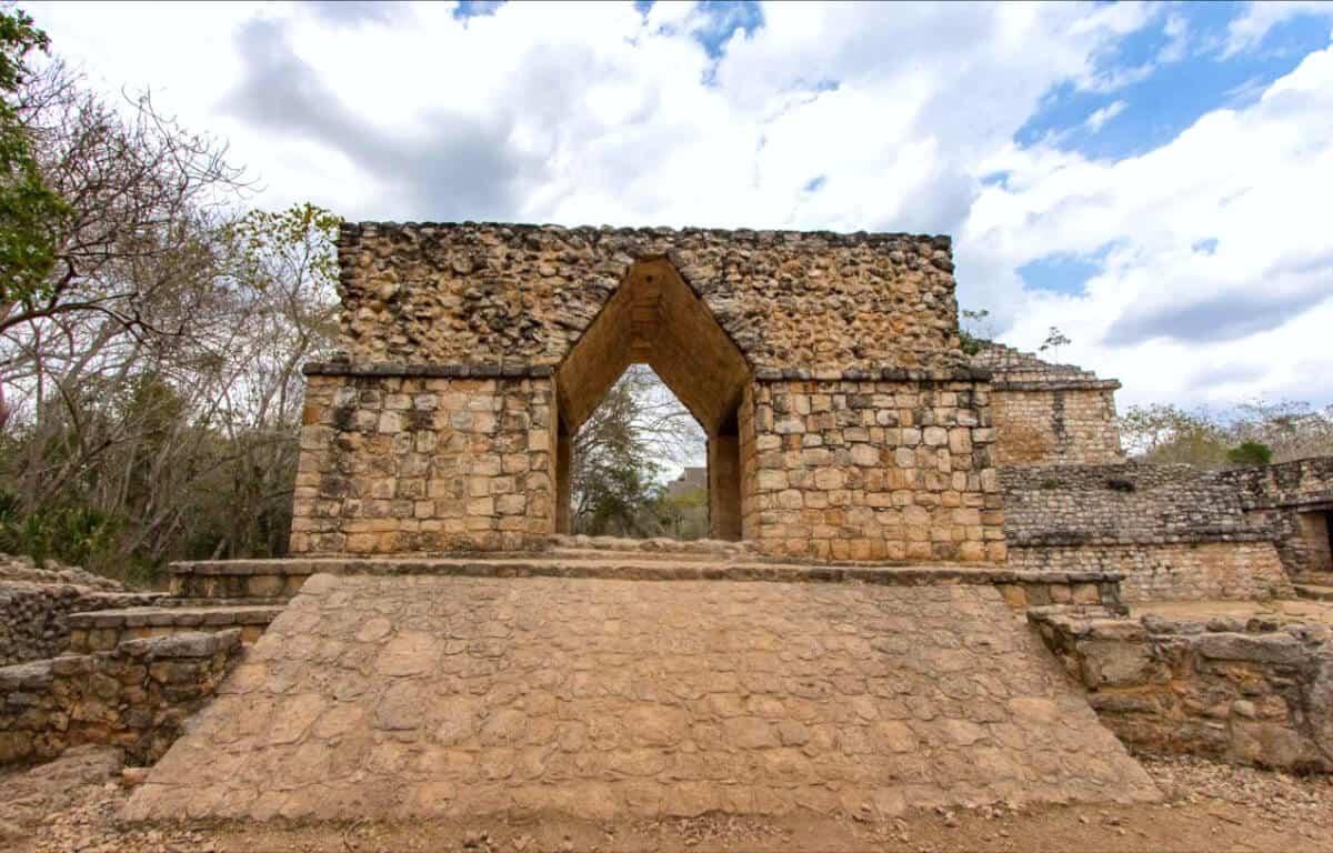 Zonas arqueológicas de Yucatán - Ek Balam