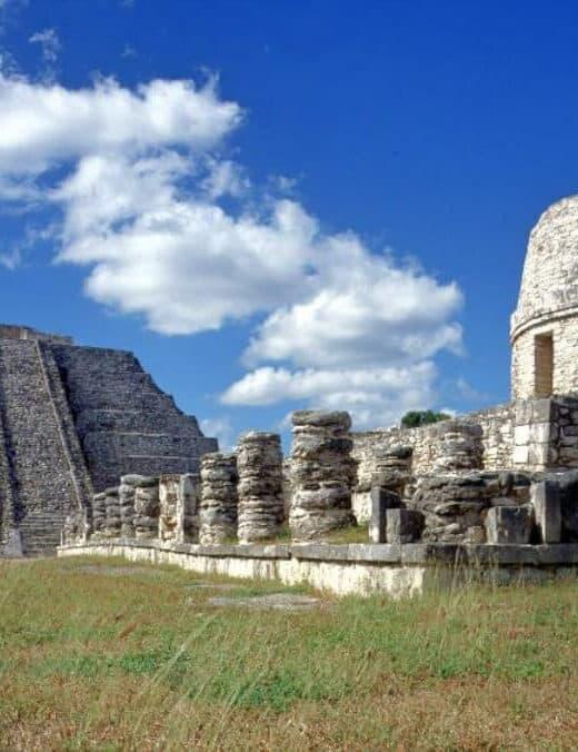 Zonas arqueológicas de Yucatán - Principales para visitar