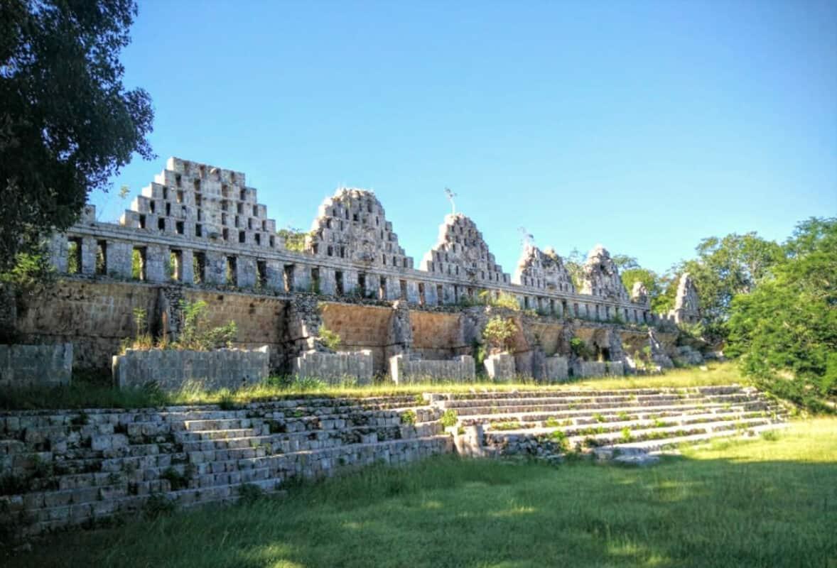 Zonas arqueológicas de Yucatán - Uxmal Casa de las Palomas