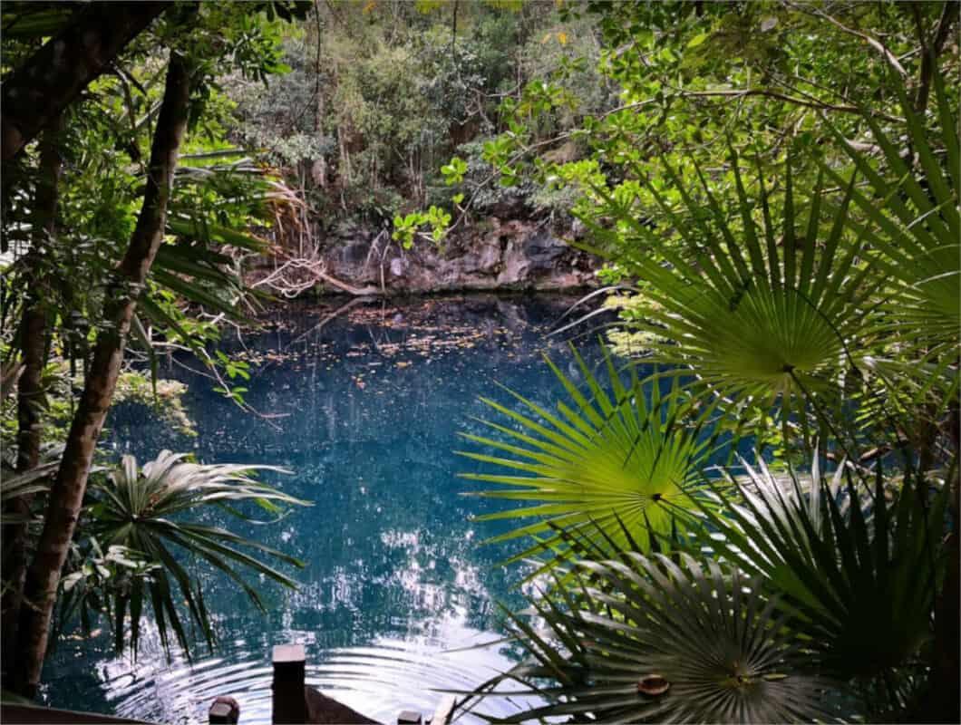 Cenote Angelita - Cenote