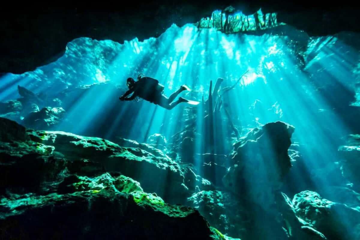 Cenote Chac Mool - Detalles importantes para los buceadores del Cenote Chac Mool