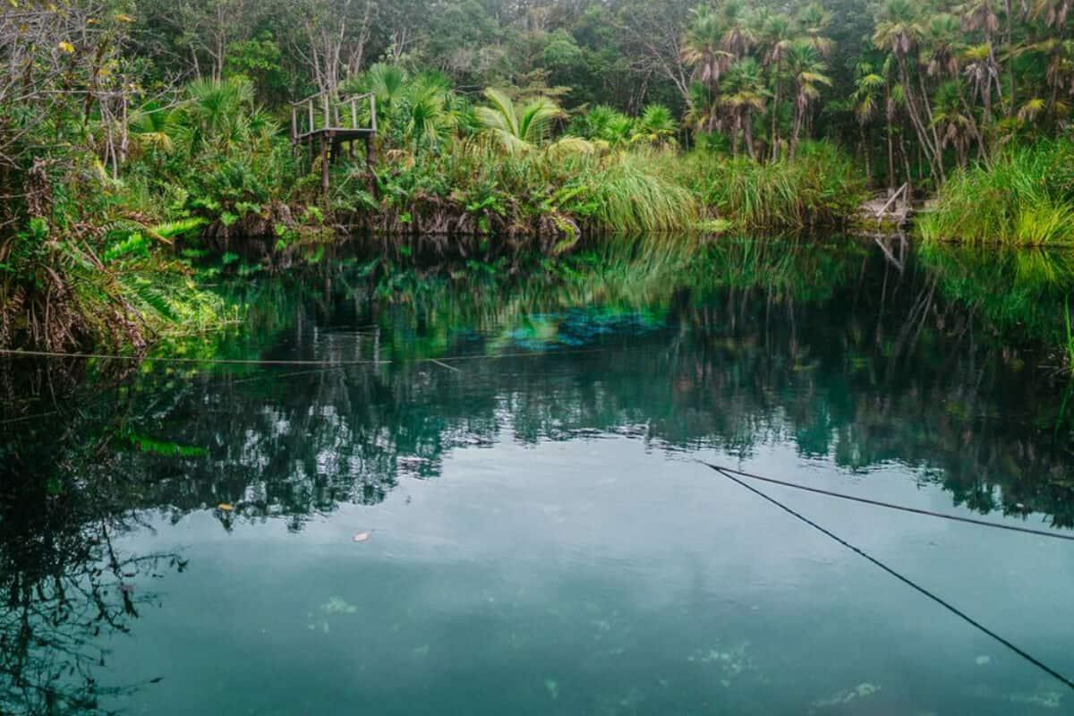 Cenote Escondido - Servicios que puedes encontrar en el Cenote Escondido