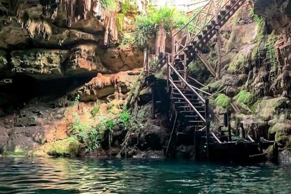 Cenote Kankirixche - Curiosidades del Cenote Kankirixche