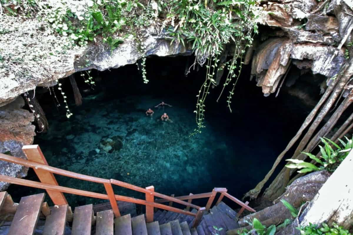 Cenote Kankirixche - Qué servicios oferta el Cenote Kankirixche