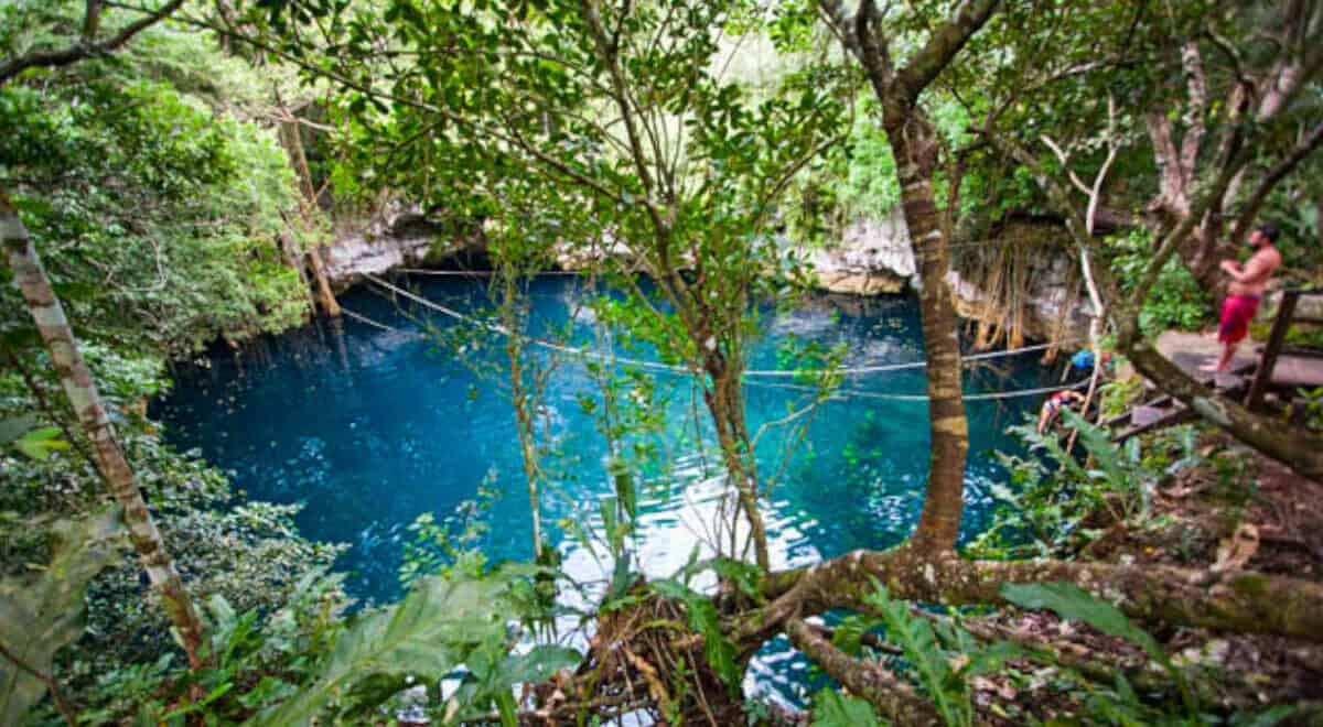 Cenote Verde Lucero