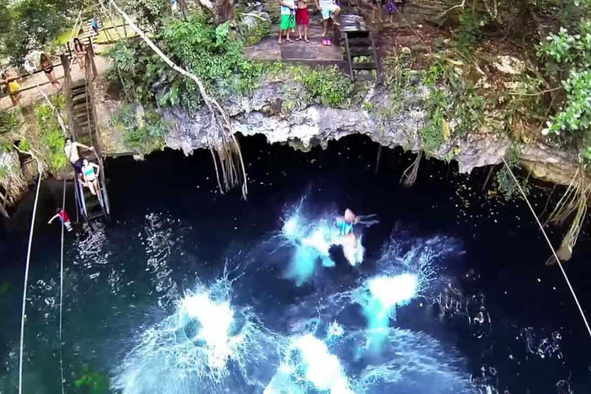 Cenote Verde Lucero - Recomendaciones para visitar el Cenote Verde Lucero