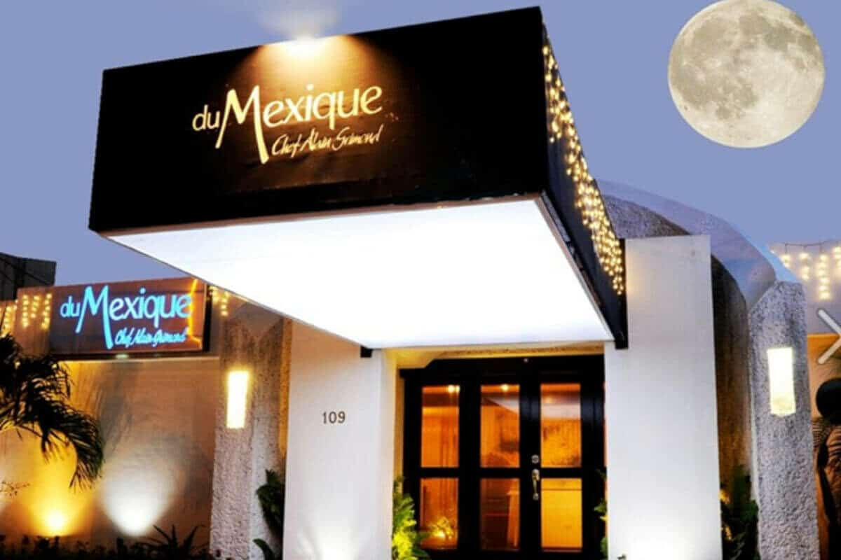 Dónde comer en Cancún - Du Mexique