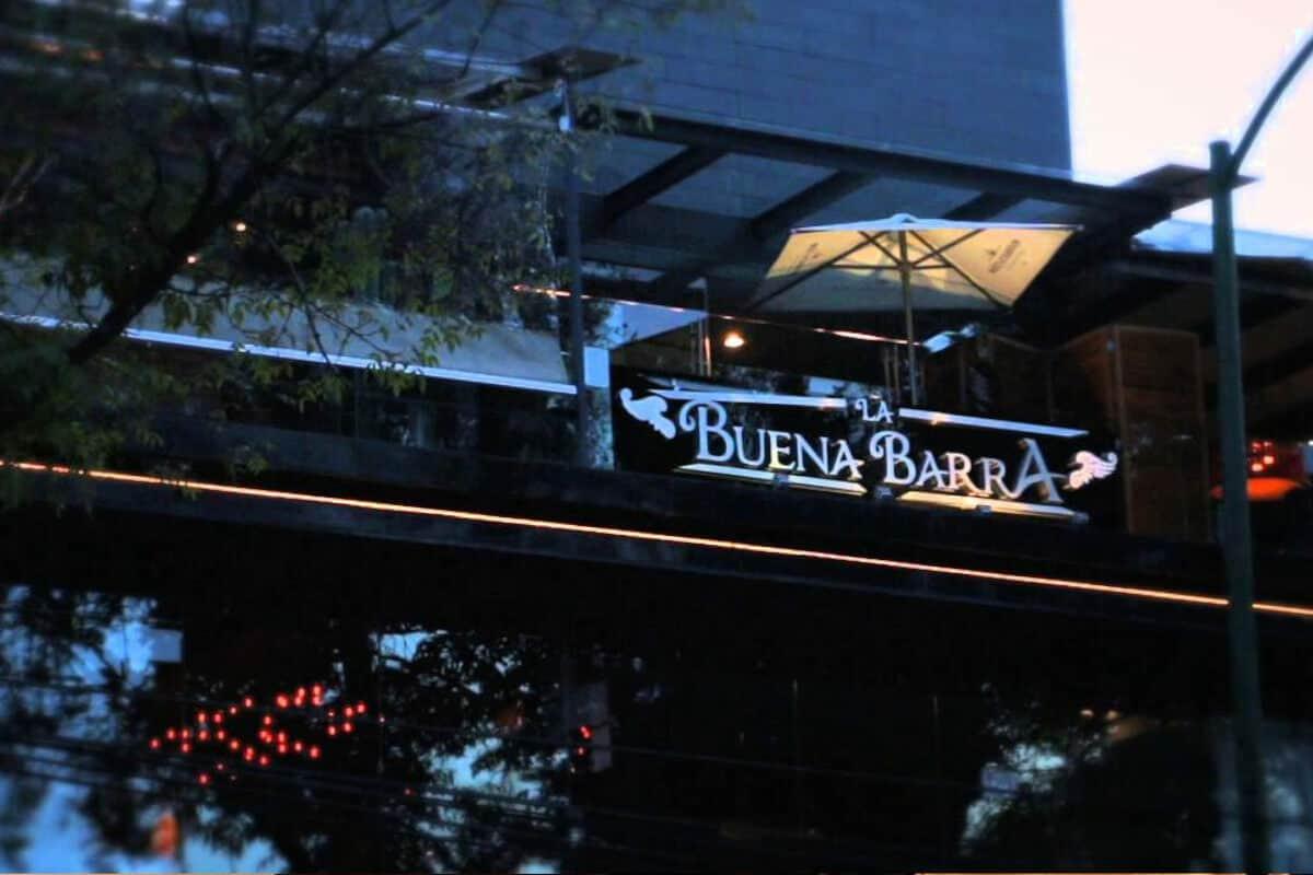 Dónde comer en Cancún - La Buena Barra