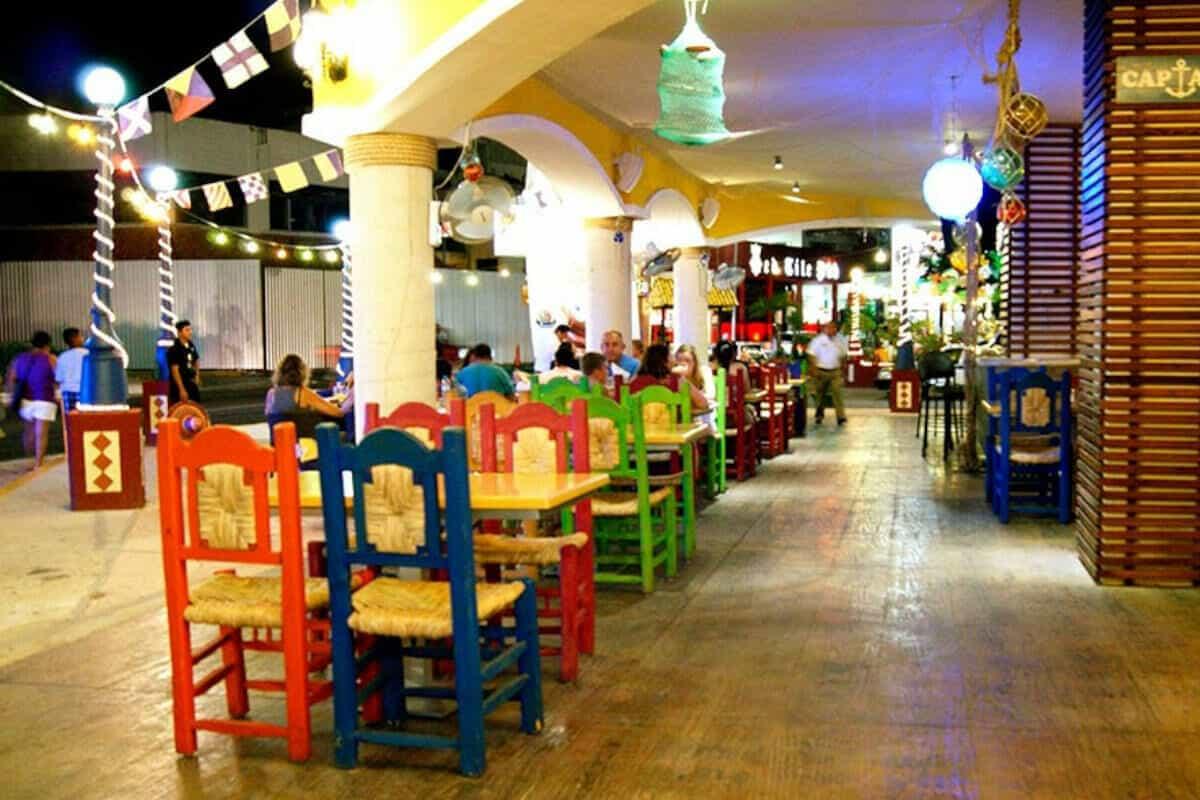 Dónde comer en Cancún - Marinero's