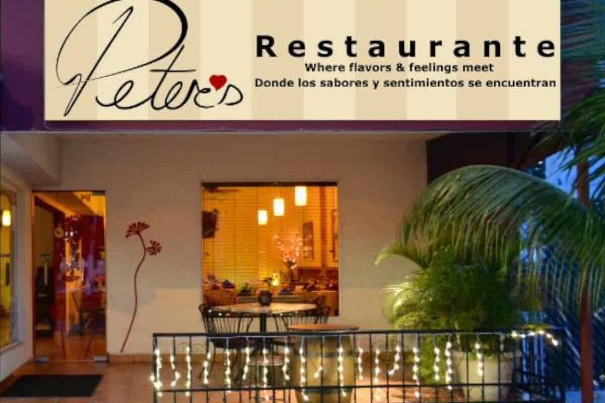 Dónde comer en Cancún - Peter's