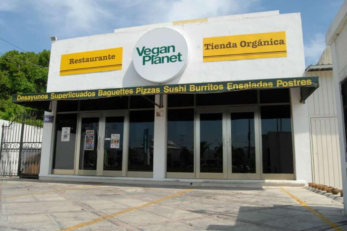 Dónde comer en Cancún - Vegan Planet