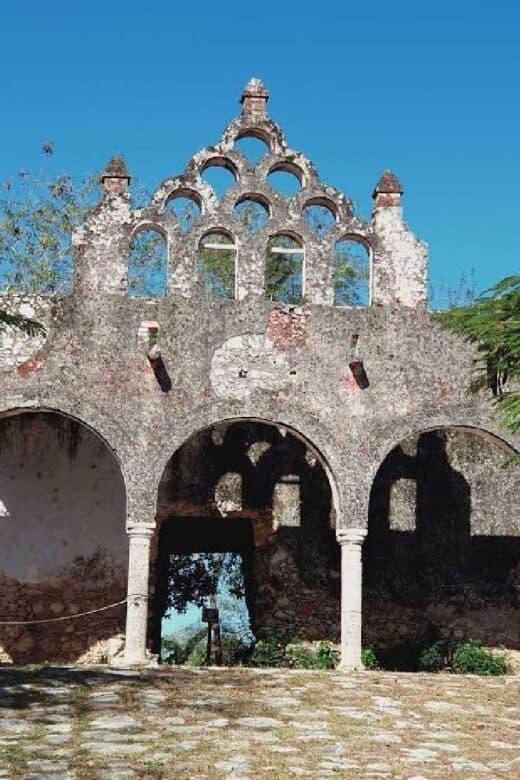 Hacienda Mucuyché - Hacienda henequenera