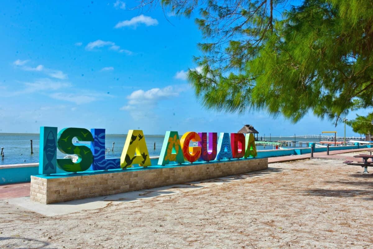 Isla Aguada Campeche - Isla Aguada de Campeche, una zona predilecta