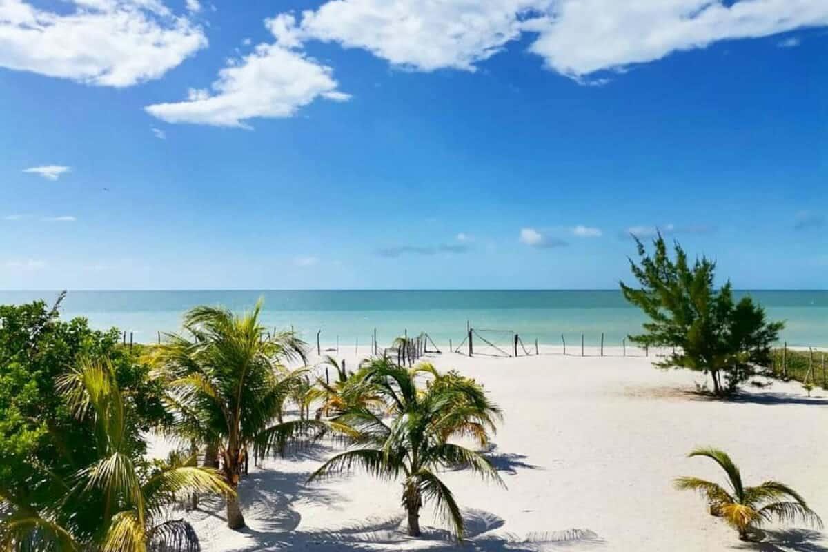 Isla Aguada Campeche - Un poco de historia de Isla Aguada
