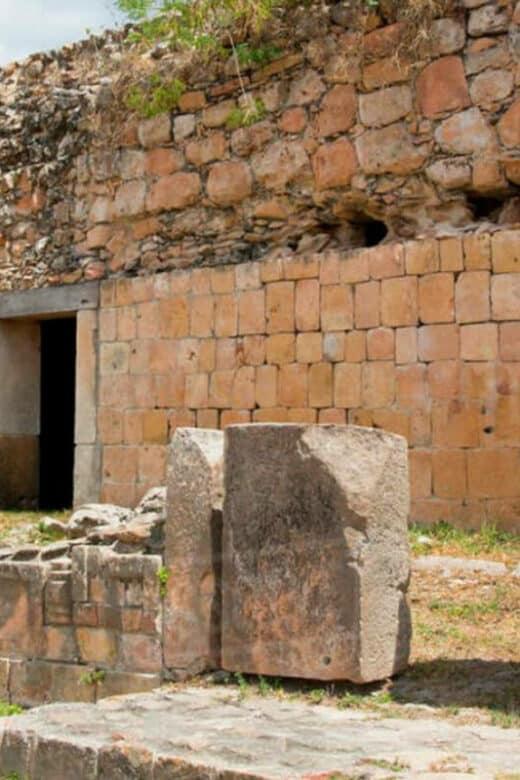 Oxkintok Yucatán