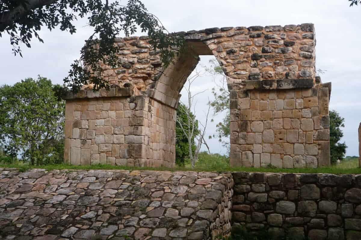 Oxkintok Yucatán - Qué se conoce de Oxkintok de Yucatán
