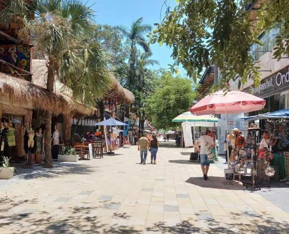 Playa del Carmen - Quinta Avenida