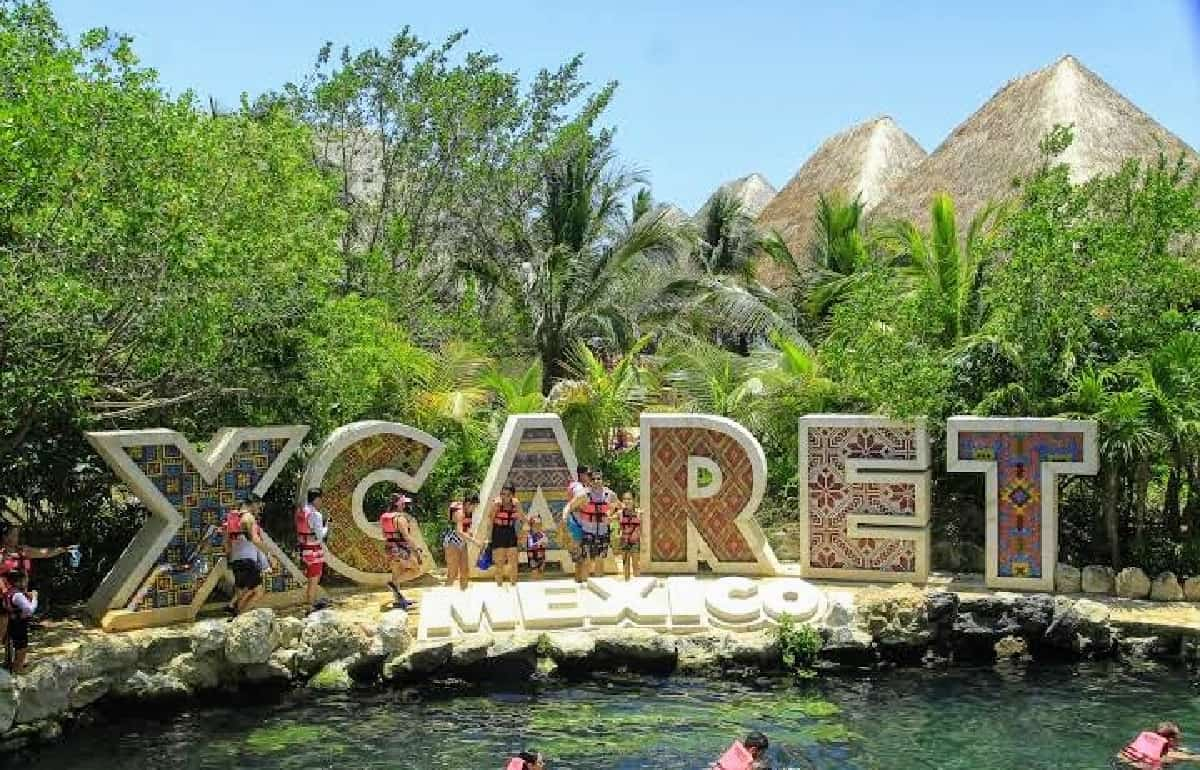 Playa del Carmen - Xcaret