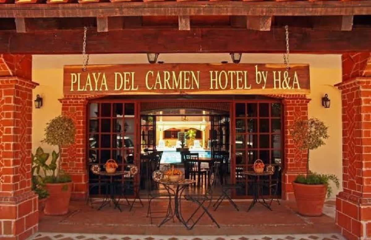 Playa del Carmen - hotel by h&a