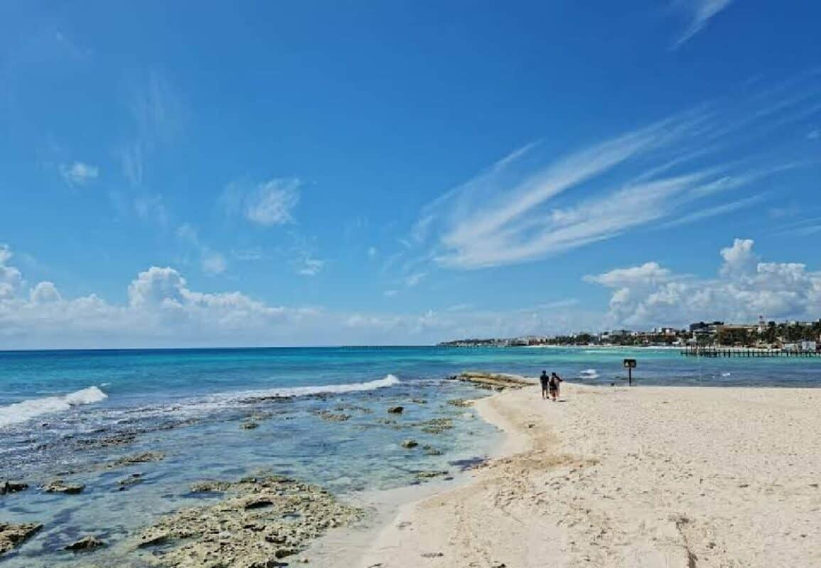 Playa del Carmen - playa