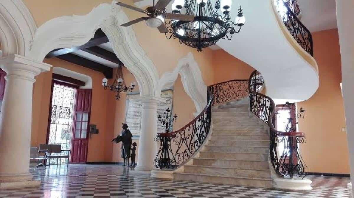 Qué hacer en Campeche - Mansión Carvajal