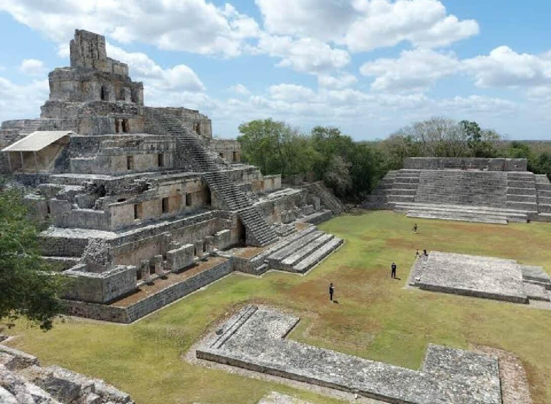 Qué hacer en Campeche - Zona Arqueológica Edzná