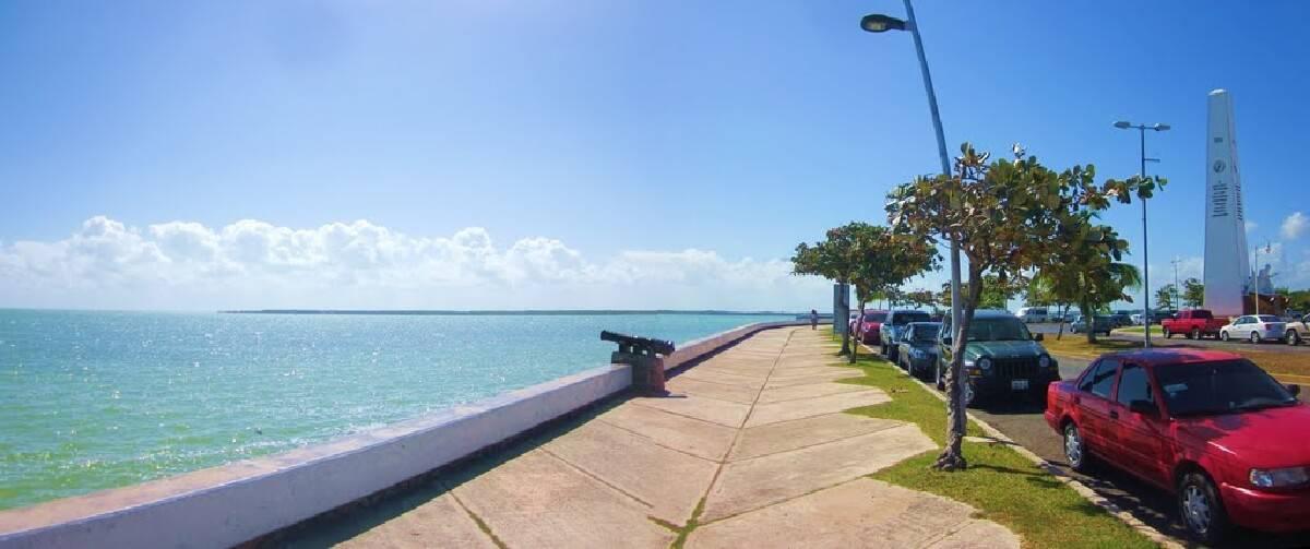 Qué hacer en Chetumal - Boulevard Bahía