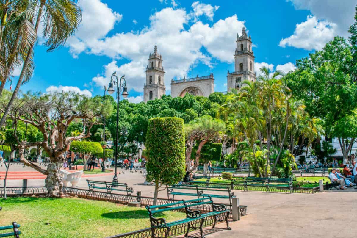 Qué hacer en Mérida - Caminar la Plaza Grande