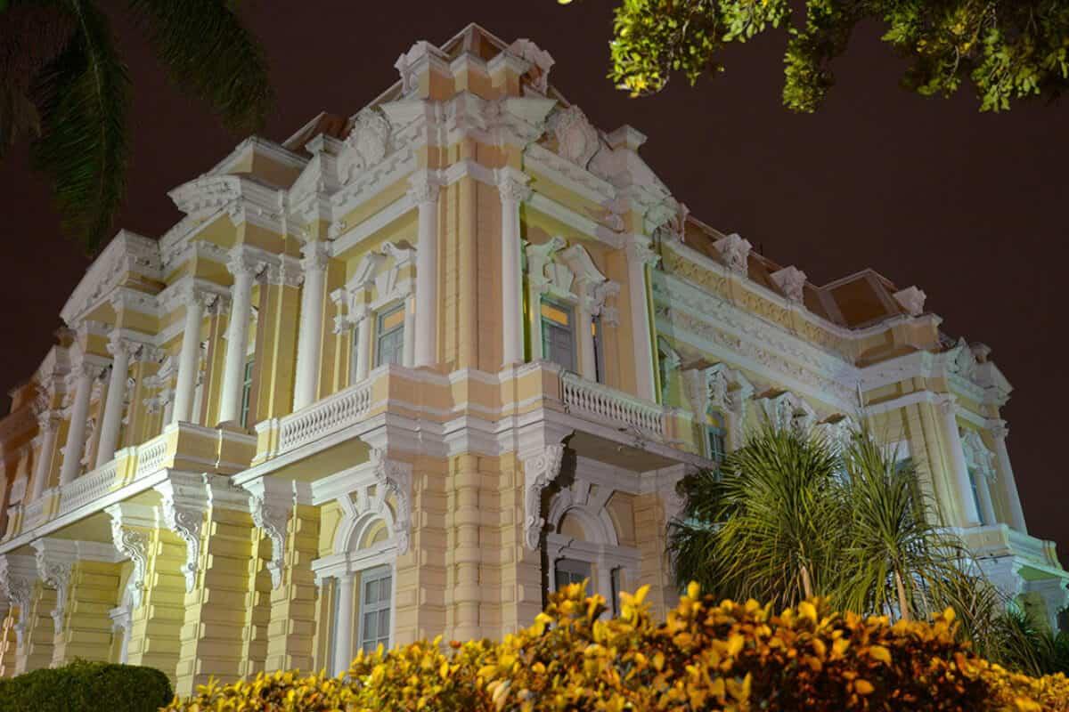Qué hacer en Mérida - El Palacio Cantón