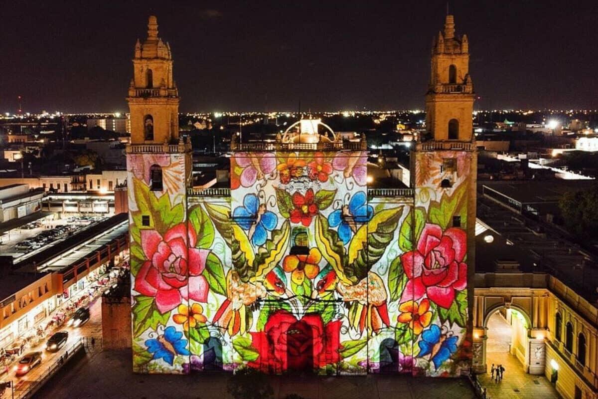 Qué hacer en Mérida - La Catedral de San Ildefonso