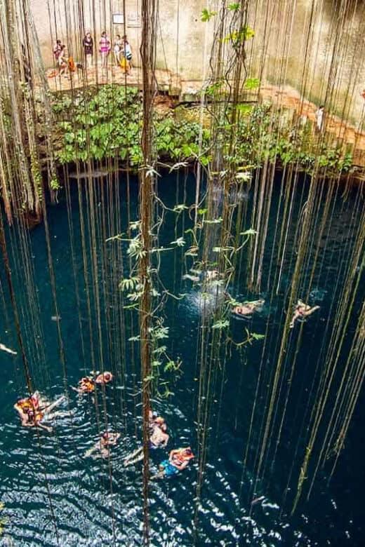 Cenotes en Mérida