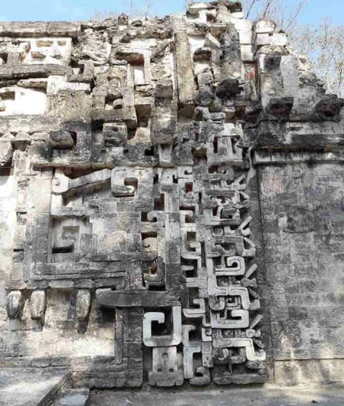 Chicanná Campeche - Detalles