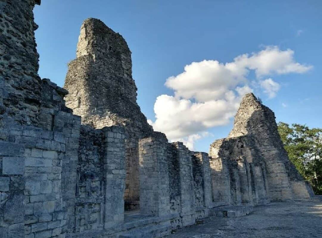 Chicanná Campeche - Estructura I