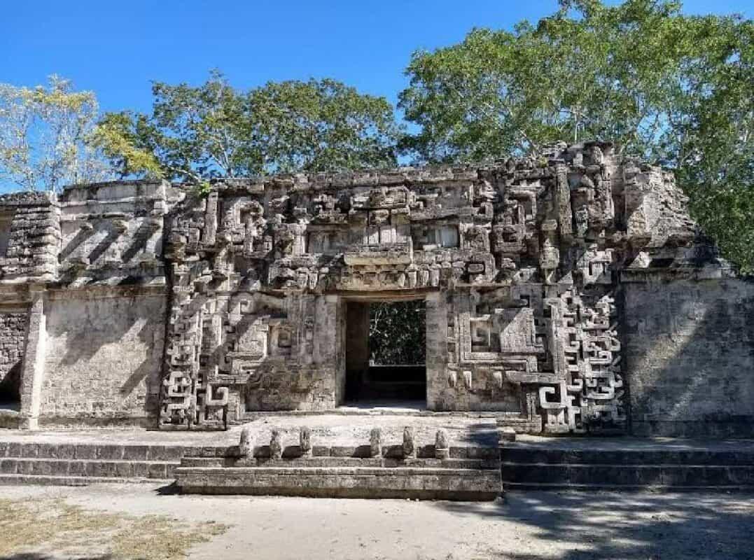 Chicanná Campeche - Estructura II