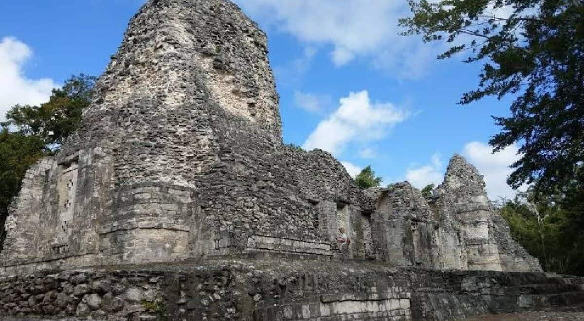 Chicanná Campeche - Zona Arqueológica