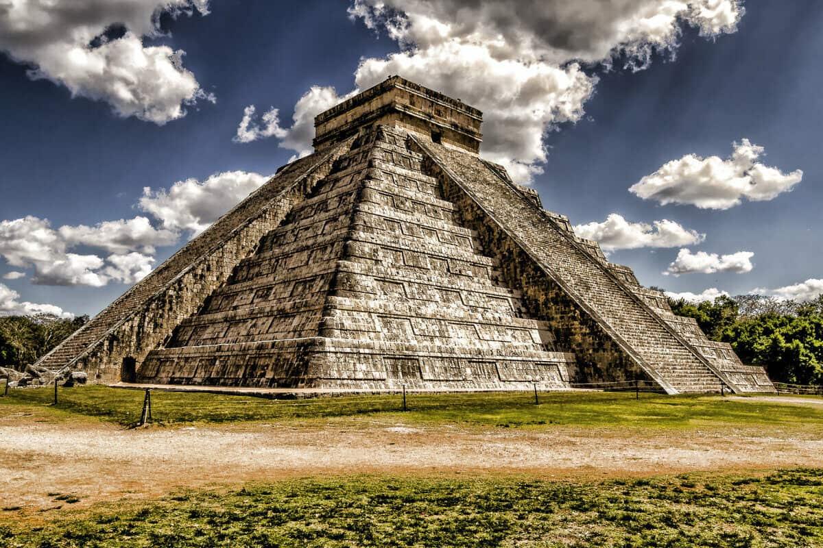 Datos curiosos de los Mayas - Curiosidades sobre la arquitectura de los mayas