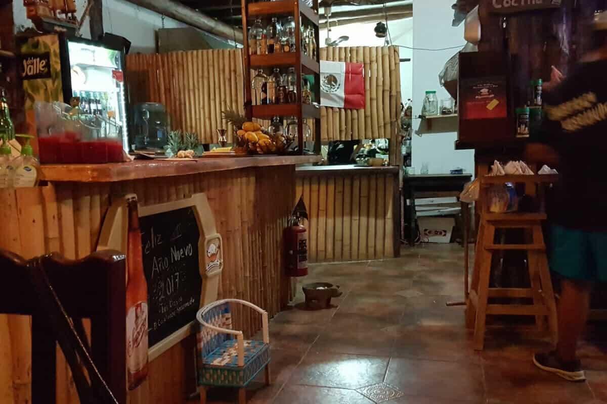 Dónde comer en Holbox - El Crustáceo Kascarudo