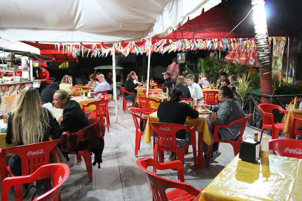 Dónde comer en Holbox - Taco Queto