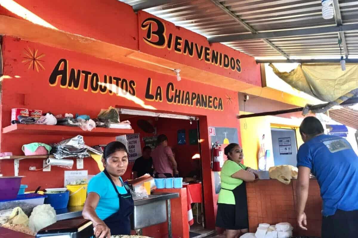 Dónde comer en Tulum - Antojitos La Chiapaneca