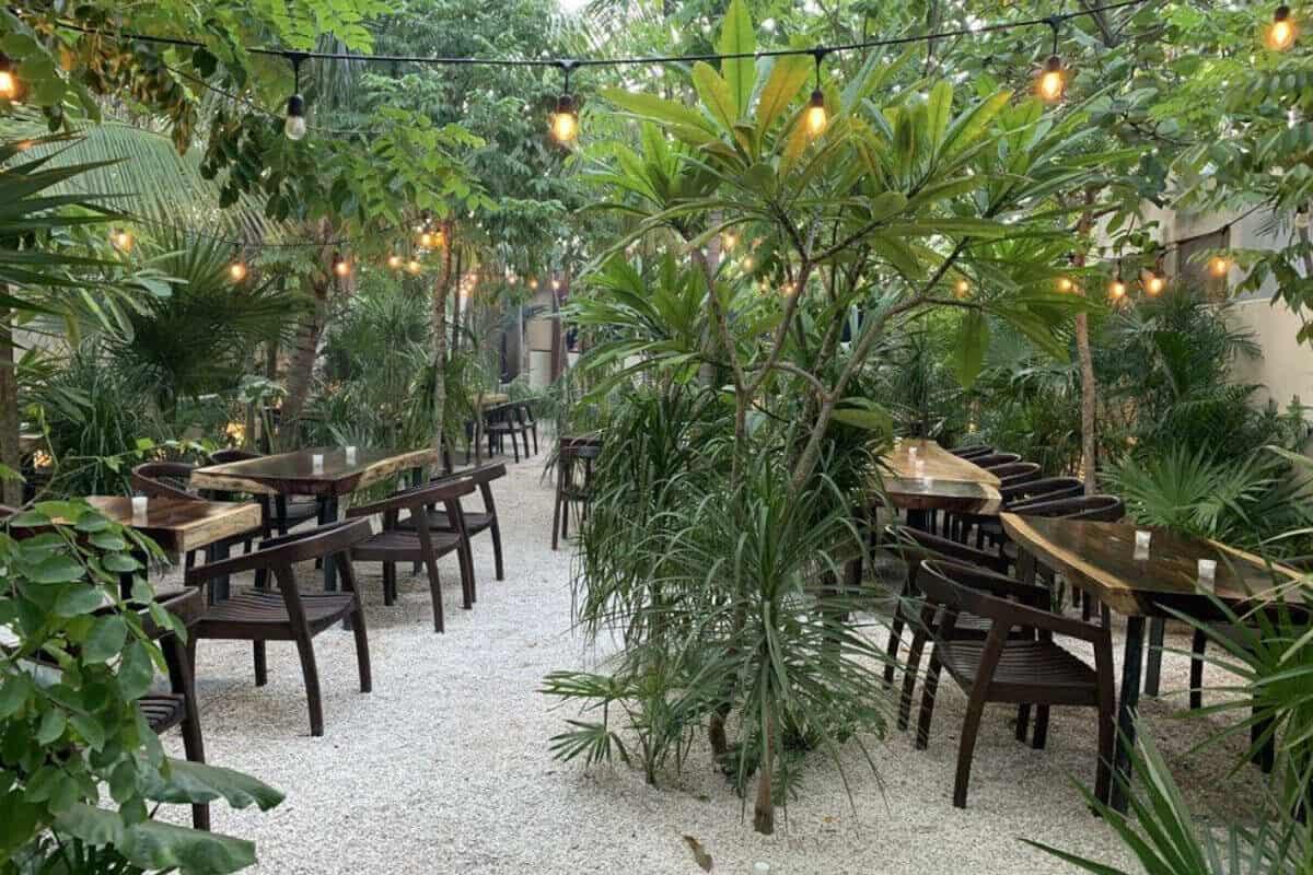 Dónde comer en Tulum - Bal Nak'